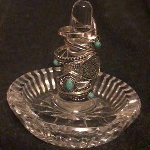 Jewelry - Fun 8 Piece Ring Set